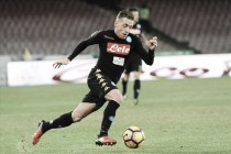 Giaccherini busca una salida del Nápoles