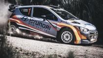 Hayden debuta con éxito con el nuevo Hyundai