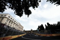 Vuelta al 2016. GP de Europa: Rosberg lidera en Bakú y los españoles abandonan