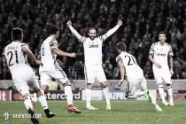 Paso de gigante 'bianconero' hacia los cuartos de final