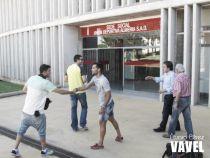 El Almería pone fin a las vacaciones