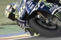 MotoGP, a Valencia Rossi torna in pole position