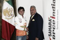 Sergio Pérez ficha por Force India