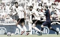 Valencia – Barcelona, ¿qué pasó en la primera vuelta?