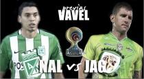 Atlético Nacional vs Jaguares FC: Necesidad de triunfo, para realidades distintas