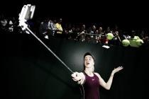 """Elina Svitolina: """"Me he mostrado muy sólida, eso ha marcado el devenir del partido"""""""