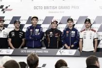 Rueda de prensa GP de Gran Bretaña 2016