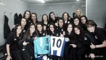 El Dépor femenino golea en Vigo