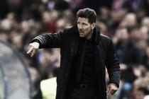 """Simeone elogia atuação do Atléti após classificação, mas ressalta: """"É só um passo"""""""