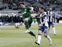 Kalou saca al Hertha de berlín del descenso