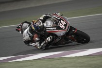 Moto2, Folger in pole a Losail
