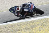 Jerez, splendido trionfo di Jorge Lorenzo