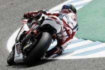 Moto2, Lowes in pole a Jerez