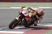 MotoGP, in Argentina trionfa Marc Marquez, Rossi secondo