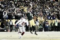 Com show de Cobb e Rodgers, Packers batem Giants e enfrentam Cowboys no divisional round