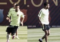 Rafinha y Alves, en la lista para la Copa América