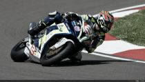SuperStock 1000, Tamburini comanda a Donington: sua la pole