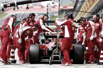 Arriva...male la Ferrari se non sale sul podio