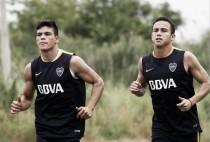 Boca Juniors apresenta lateral Jonathan Silva e meia Leonardo Jara para 2016