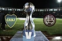 Resultado y goles Boca vs Lanús en vivo en Copa Argentina (2-2)