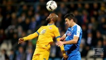 VfL Bochum 1-1 Eintracht Braunschweig: Quaschner cancels out Kumbela strike
