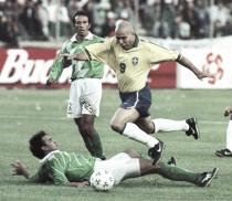 Brasil supera Bolívia na final da Copa América de 1997; relembre