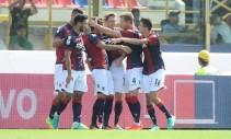 Bologna-Cagliari 2-1. Verdi e Di Francesco abbattono i sardi