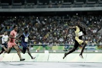Nueve veces Bolt