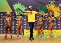 """Rio 2016 - Bolt, prima lo show poi la promessa: """"Voglio il record nei 200 metri"""""""