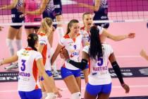 Volley, A1 femminile - Ottava di ritorno tra play-off e salvezza