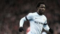 Bony bemoans City's title race setback against Liverpool
