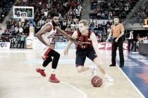 Baskonia sufre para ganar en el debut de Budinger