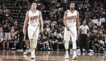 Devon Booker y T.J. Warren: en los Suns hasta 2018