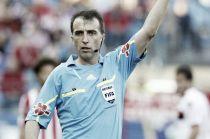 Fernández Borbalán pitará el Barcelona - Getafe