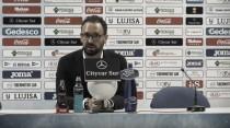 """José Bordalás: """"Los tres puntos son muy importantes anímicamente"""""""