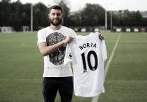 Borja Bastón firma por una cantidad récord por el Swansea City