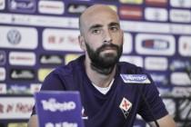 """Fiorentina, Borja Valero rassicura: """"Sarei contento di finire la mia carriera a Firenze"""""""
