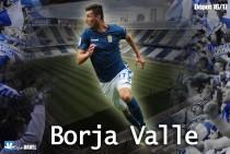 Borja Valle, tercer nombre en sumarse a la plantilla del Dépor