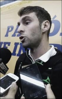 A pesar del arbitraje, Mauro Boselli se va tranquilo