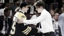 Los Bruins firman contrato de entrada con tres de sus selecciones en el Draft'15
