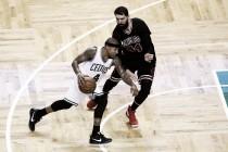Boston Celtics aprieta al final del partido y se lleva la victoria
