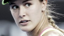 Eugenie Bouchard pleased with her performance as she reaches the third round at Eastbourne