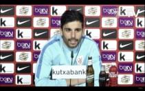 """Bóveda: """"El Augsburgo ha sido uno de los equipos que mejores sensaciones ha dejado en San Mamés"""""""