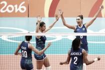 Voleibol Río 2016: martes de 'mata-mata' camino de las medallas