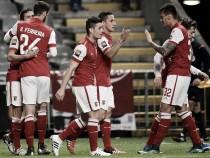 El Sporting de Braga golpea primero en Taça da Liga