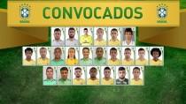 Dunga anuncia los 23 jugadores que irán a la Copa América Centenario
