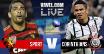 Sport x Corinthians AO VIVO hoje (0-0)