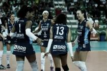 Brasília derrota o Praia Clube e força o terceiro jogo nas quartas da Superliga