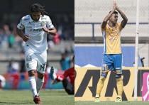 Cinco exjugadores felinos que no celebraron su gol ante Pumas