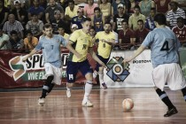 Resultado Brasil x Uruguai pelo Desafio Internacional de Futsal (3-2)